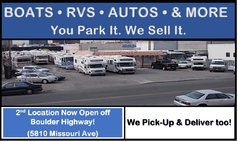 Las Vegas Park and Sell - Las Vegas, NV - 702-452-0220 - For Sale By ...