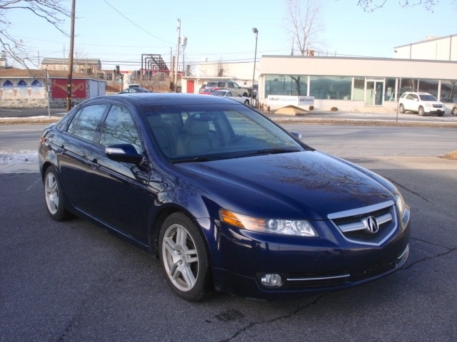 Lehigh Valley Acura >> 2007 Acura TL for Sale in Allentown PA 18109 Lehigh Valley ...