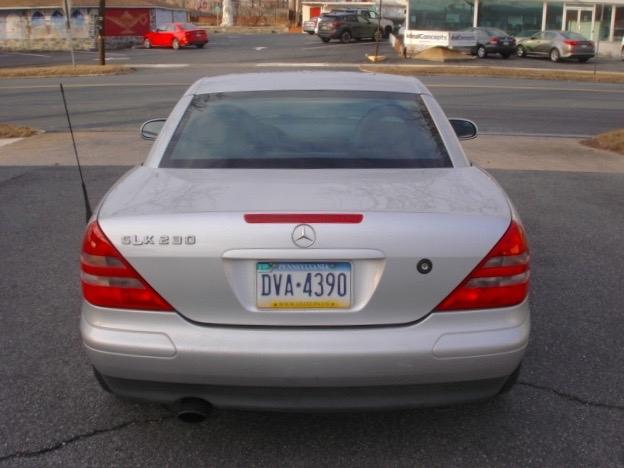 1998 Mercedes-Benz SLK