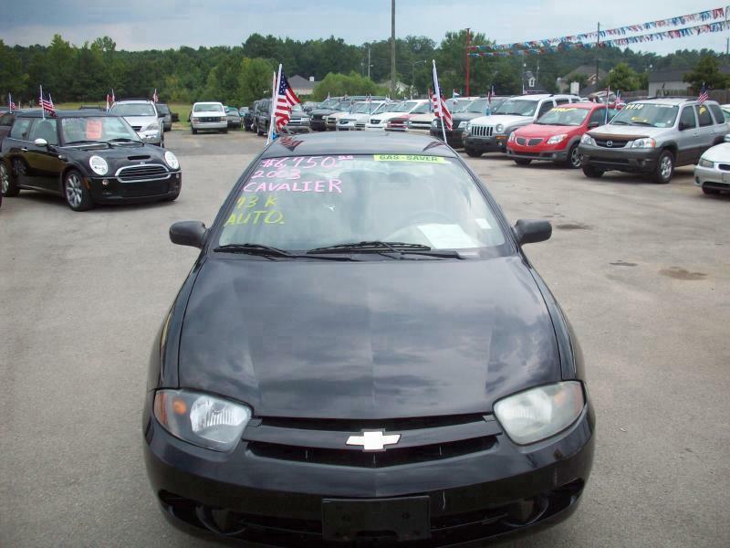 2003 Chevrolet Cavalier