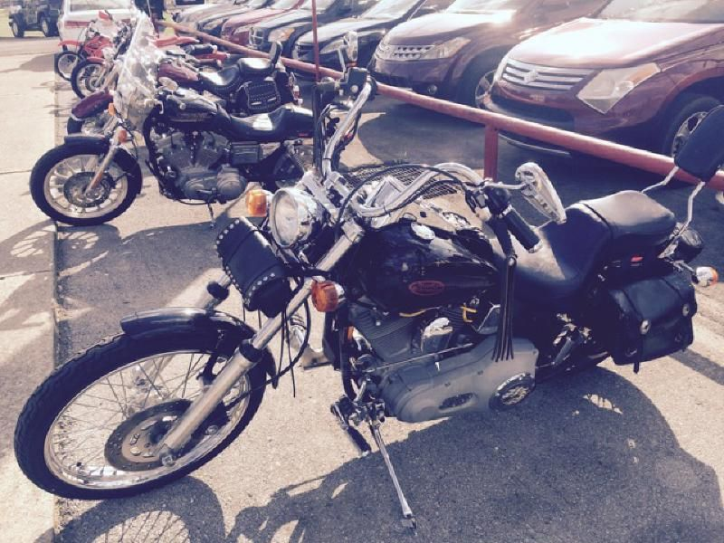 1999 Harley Davidson Wide Glide