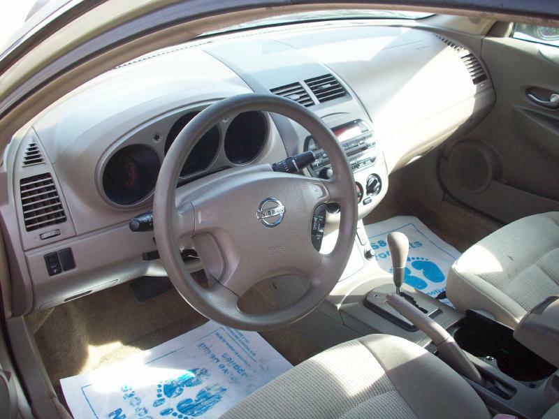 2002 Nissan Altima