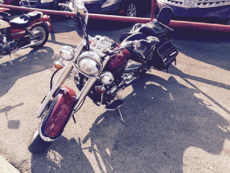 2000 Yamaha Xvs65am