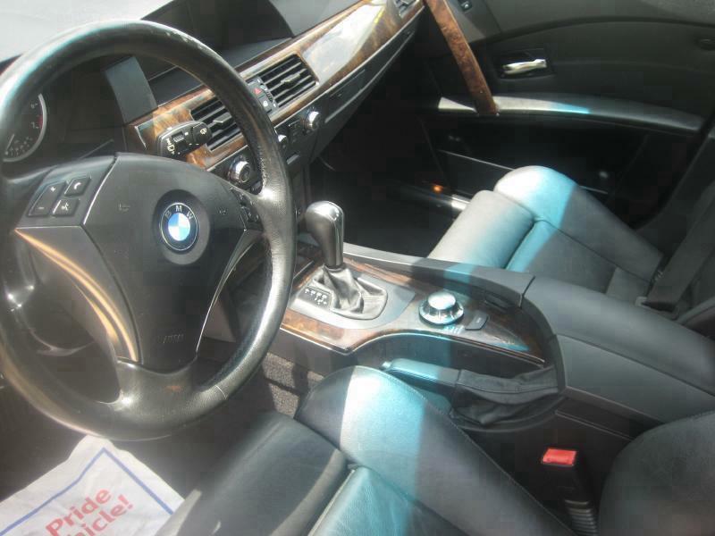 2005 BMW 5 Series