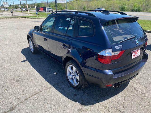 2007 BMW X3