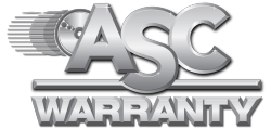 ASC Warranty Available