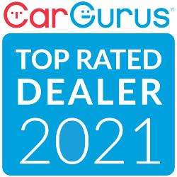 CarGurus® Top Rated Dealer